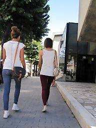Voyeur,legs, Voyeur leg, Voyeur legs, Voyeur leggings, Teens legs, Teens leggings