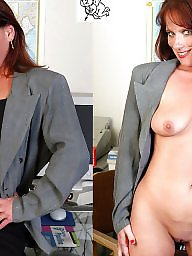 Dressed undressed, Mature dress
