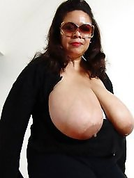 Hangers, Fat mature, Big boobs, Big mature, Big, Mature big boobs