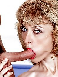 Nina hartley, Three, Nina