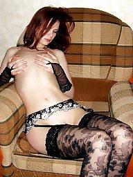 Amateur lingerie