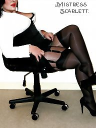 Mistress, Office