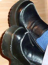 Socks, Wet