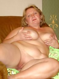 Chubby, Chubby mature, Housewife