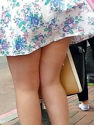Dress, Hidden, Hidden cam, Dressed, Shorts