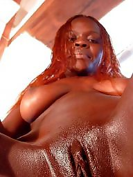 Ebony amateur, Ebony spreading, Black, Amateur spreading, Ebony spread, Spread