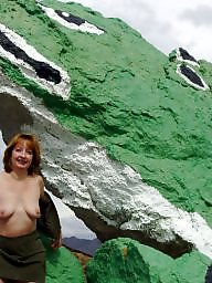 Tish, Rock, Public, matures, Public amateur mature, Public nudity mature, Public matures