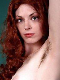 Hairy armpit, Hairy armpits