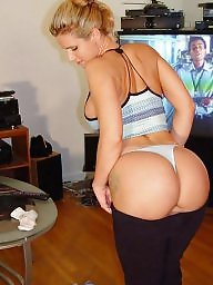 Trusted, White butt, White ass, In white, Butts in, Ass white