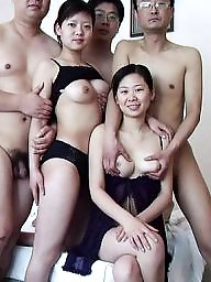 Swingers, Amateur swingers, Asian hairy, Swinger, Amateur hairy, Orgy
