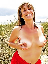 Uk wife, Uk milf, Uk mature, Exposed, Wife exposed