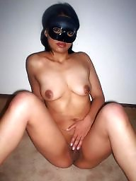Mask, Latin, Touch, Cute, Latina amateur, Amateur latina