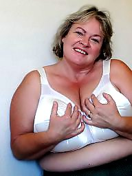 Mature bra, Big bra, Mature tits, Big bras