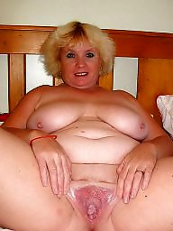 Mature tits, Saggy, Mature big tits, Mature boobs