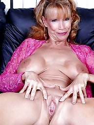 Cougars, Stocking milf, Cougar