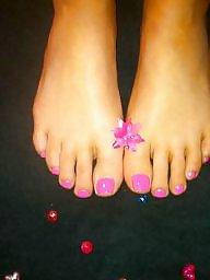 Teen feet, Feet