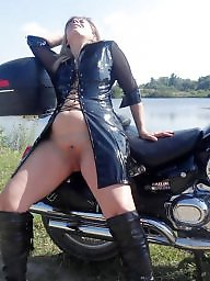Biker, Bitch, Mature naked, Naked
