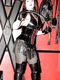 Leather, Latex