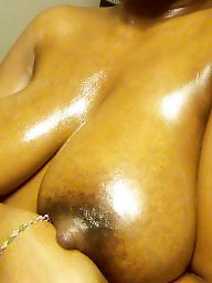 Black nipples, Ebony nipples