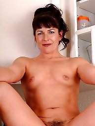 Mature nipples, Andie, Housewife