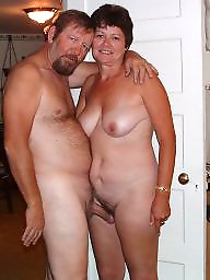 Hairy mature, Shaved mature, Mature hairy