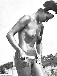 Vintage, Voyeur, Nudist, Nude