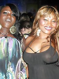 Mature ebony, Black nipples, Mature see through, See through, Black mature, Mature nipples