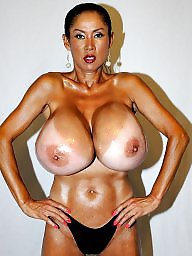 The boobs, The big matures, The bigs mature, The bigs, The maturity big, Matures goddesses