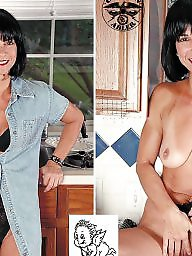 Mature dressed undressed, Mature dressed, Dress, Milf dressed undressed, Mature, Dressing