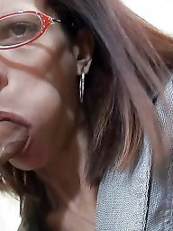 Facials, Wife crazy, Crazy, Wife facial, Milf facial, Wife