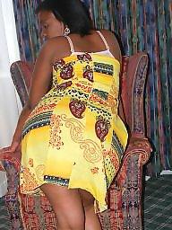 African, Huge ass