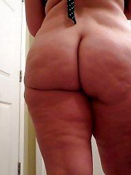 Thick ass, Cellulite, Cellulite ass, Thick bbw, Bbw ass, White bbw