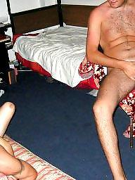 Orgy, Amateur orgy