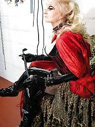 Granny bbw, Mature femdom, Granny, Bbw femdom, Leather, Bbw granny