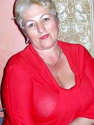 Amateur granny, Granny boobs, Granny