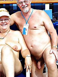 Couples, Nudist, Couple, Mature nudist