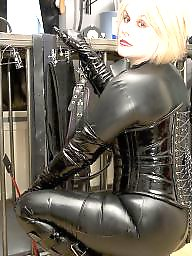 Pvc, Leather, Boots