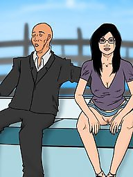 Interracial cartoons, Mature cartoon, Mature interracial, Interracial cartoon