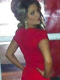 Dressed, Dress, Red, Little