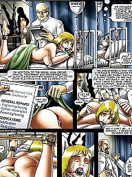 Comics, Bdsm cartoons, Bdsm cartoon, Comic