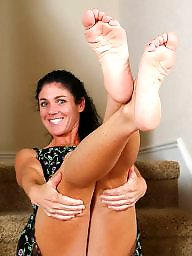 Mature stockings, Mature nylons, Nylon feet, Feet, Nylon mature, Mature feet