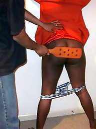 Black, Spanking, Ebony, Ebony ass, Ass