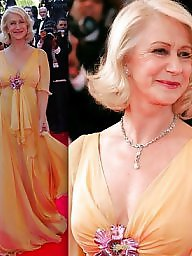 Celebrity, Mature, Helen mirren, Helen