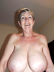 Granny boobs, Grannys, Mature, Granny, Big tits, Tits