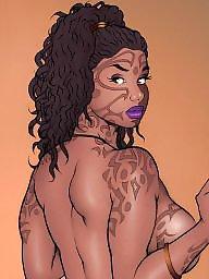Womenly ebony, Women ebony, Women art, Women cartoons, Women cartoon, Sexy ebony girl