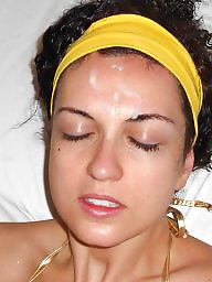 Amateur facial, Cum on face, Face, Cum face, Facial cum, Cums