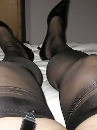 Upskirt, Stockings