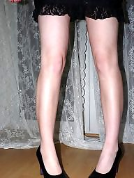 Heels, Teen legs, Long legs, Sexy legs, Leggings, Hot wife