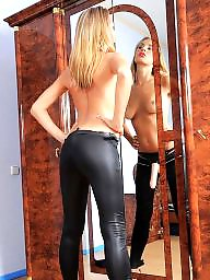 Leggings, Spandex, Spandex ass, Ass leggings, Leg