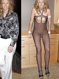 Older Women Dressed Undressed